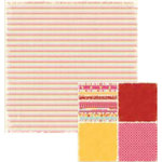 We R Memory Keepers - Heart Attack Collection - 12 x 12 Double Sided Paper - Lovey Dovey, CLEARANCE