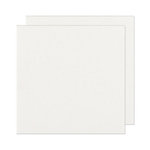 We R Memory Keepers - The Cinch - 12 x 12 Designer Book Board - White