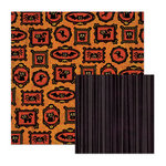 We R Memory Keepers - Heebie Jeebies Collection - Halloween - 12 x 12 Double Sided Paper - Creepy