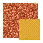 We R Memory Keepers - Maple Grove Collection - 12 x 12 Double Sided Paper - Ash