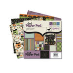 We R Memory Keepers - Spookville Collection - Halloween - 6 x 6 Paper Pad