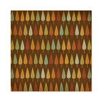 We R Memory Keepers - Autumn Splendor Collection - 12 x 12 Glitter Paper - Autumn Leaf