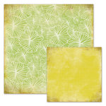 We R Memory Keepers - Good Day Sunshine Collection - 12 x 12 Double Sided Paper - Donna