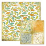 We R Memory Keepers - Good Day Sunshine Collection - 12 x 12 Double Sided Paper - Margaret