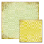 We R Memory Keepers - Good Day Sunshine Collection - 12 x 12 Double Sided Paper - Sherry