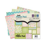 We R Memory Keepers - Cotton Tail Collection - 6 x 6 Paper Pad