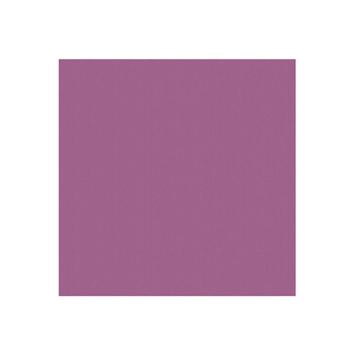 We R Memory Keepers - Love 2 Craft Collection - 12 x 12 Textured Cardstock - Purple