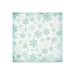 We R Memory Keepers - Winter Frost Collection - 12 x 12 Paper with Glitter Accents - Snowflakes