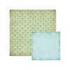 We R Memory Keepers - Winter Frost Collection - 12 x 12 Double Sided Paper - Cozy