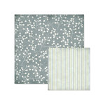 We R Memory Keepers - Winter Frost Collection - 12 x 12 Double Sided Paper - Berries