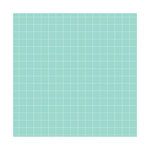 We R Memory Keepers - 12 x 12 Washi Adhesive Sheet - Aqua