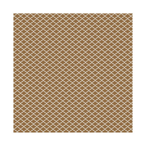 We R Memory Keepers - 12 x 12 Washi Adhesive Sheet - Brown