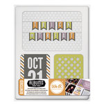 We R Memory Keepers - Albums Made Easy - Journaling Cards - Bewitched