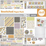 We R Memory Keepers - Bewitched Collection -12 x 12 Paper Pack
