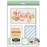 We R Memory Keepers - Albums Made Easy - Journaling Cards - Farmers Market