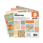 We R Memory Keepers - Jet Set Collection - 6 x 6 Paper Pad