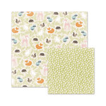 We R Memory Keepers - Little One Collection - 12 x 12 Double Sided Paper - Nursery