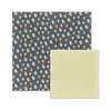 We R Memory Keepers - Little One Collection - 12 x 12 Double Sided Paper - Swaddle