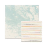 We R Memory Keepers - Little One Collection - 12 x 12 Double Sided Paper - Sweet Dreams