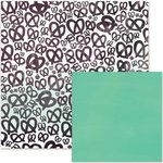 We R Memory Keepers - It Factor Collection - 12 x 12 Double Sided Paper - Pretzel