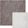 We R Memory Keepers - Shine Collection - 12 x 12 Double Sided Paper - Sparkle