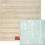 We R Memory Keepers - Shine Collection - 12 x 12 Double Sided Paper - Essential