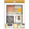 We R Memory Keepers - Albums Made Easy - Journaling Cards - Shine