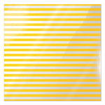 We R Memory Keepers - Clearly Bold Collection - 12 x 12 Acetate Paper - Neon Yellow Stripe