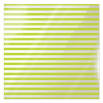 We R Memory Keepers - Clearly Bold Collection - 12 x 12 Acetate Paper - Neon Green Stripe