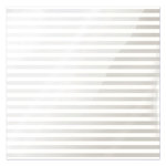We R Memory Keepers - Clearly Bold Collection - 12 x 12 Acetate Paper - White Stripe