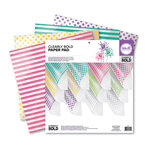 We R Memory Keepers - Clearly Bold Collection - 12 x 12 Acetate Paper Pad
