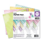 We R Memory Keepers - Clearly Bold Collection - 6 x 6 Acetate Paper Pad