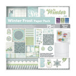 We R Memory Keepers - Winter Frost Collection - 12 x 12 Stack Pack