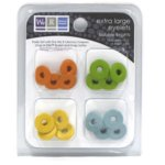 We R Memory Keepers - Eyelets - Extra Large - Bubble Brights