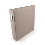 We R Memory Keepers - Linen - 12x12 - Three Ring Albums - Silverstone