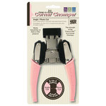 We R Memory Keepers - Crop-A-Dile - 2 in 1 Corner Punch Chomper Tool - Angle and Photo Cut