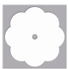 We R Memory Keepers - Crop-A-Dile III Main Squeeze - Die Cutting Plates - Daisy