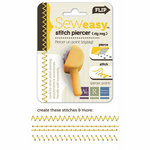 We R Memory Keepers - Sew Easy - Stitch Piercer Attachment Head - Zig Zag