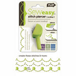 We R Memory Keepers - Sew Easy - Stitch Piercer Attachment Head - Scallop