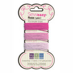 We R Memory Keepers - Sew Easy - Floss - Pink