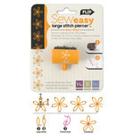 We R Memory Keepers - Sew Easy - Large Stitch Piercer Attachment Head - Lazy Daisy