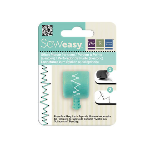 We R Memory Keepers - Sew Easy - Stitch Piercer Attachment Head - Random