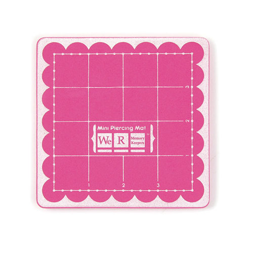 We R Memory Keepers - Mini Piercing Mat