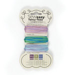 We R Memory Keepers - Sew Easy - Fancy Floss - Variegated - Tertiary