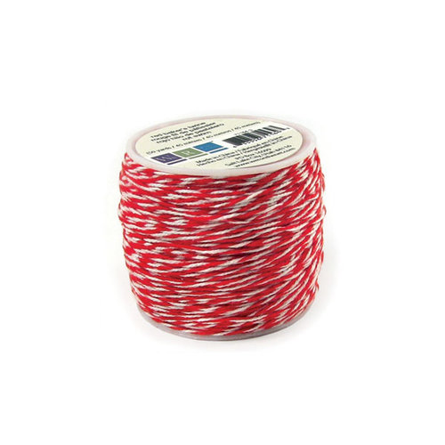 We R Memory Keepers - Sew Easy - Bakers Twine Spool - Red