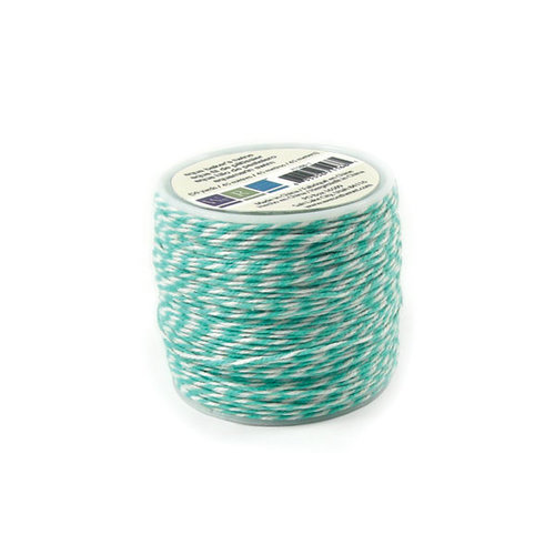 We R Memory Keepers - Sew Easy - Bakers Twine Spool - Aqua