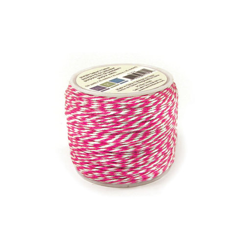 We R Memory Keepers - Sew Easy - Bakers Twine Spool - Pink