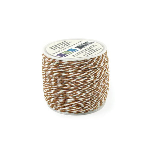 We R Memory Keepers - Sew Easy - Bakers Twine Spool - Brown