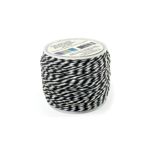 We R Memory Keepers - Sew Easy - Bakers Twine Spool - Black