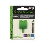 We R Memory Keepers - Sew Stamper - Stamper Attachment Head - Scallop Stitch